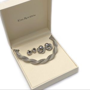 Kim Rogers Necklace and Earring Box Set